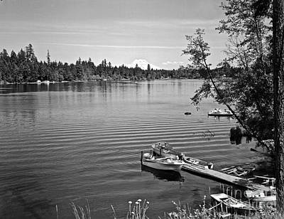 Photograph - Summer On The Lake by Merle Junk