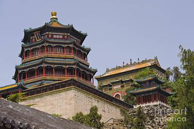 The Buddha Photograph - Summer Palace, Beijing by John Shaw