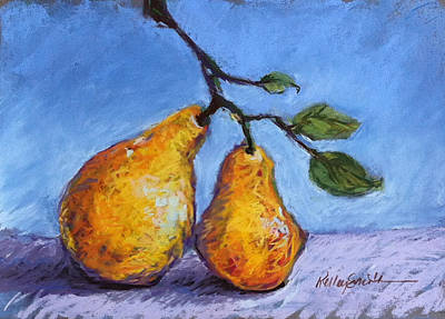 Painting - Summer Pears by Kelley Smith