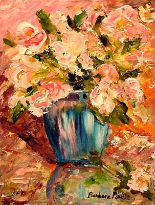 Painting - Summer Petals by Barbara Pirkle