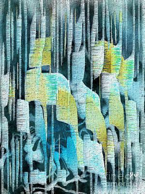 Summer Rain Art Print by Yul Olaivar