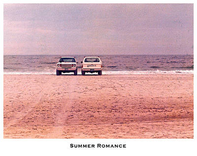 Police Art Photograph - Summer Romance by Lorenzo Laiken