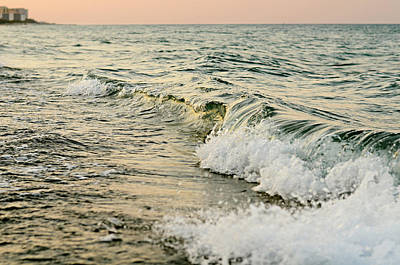 Whitewater Photograph - Summer Sea by Laura Fasulo