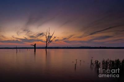 Photograph - Summer Setting by Ryan Heffron