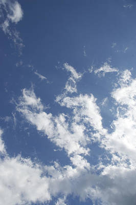 Art Print featuring the photograph Summer Sky by Dorothy Maier