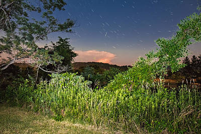 Photograph - Summer Storm by Mary Almond