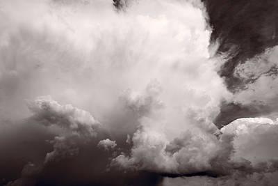 Summer Storm Art Print by Steve Gadomski