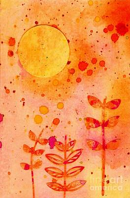 Painting - Summer Sun by Desiree Paquette
