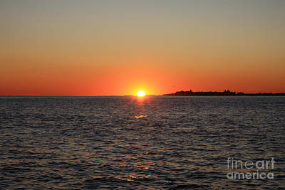 Photograph - Summer Sunset by John Telfer