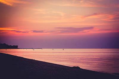 Photograph - Summer Sunset by Sara Frank