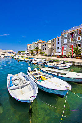 Photograph - Summer View Of Pag Town by Brch Photography
