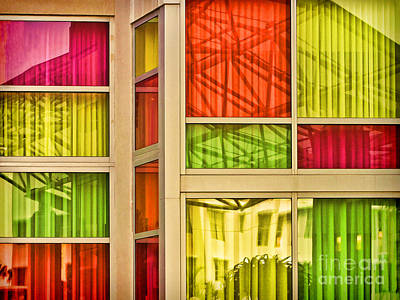 Photograph - Summer Window Pop by Barbara McMahon