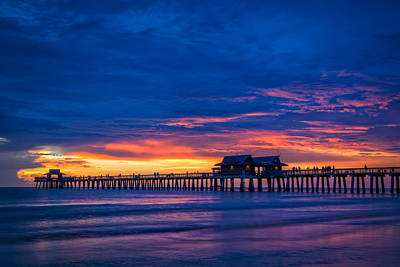 Photograph - Summers Colors by Nick  Shirghio