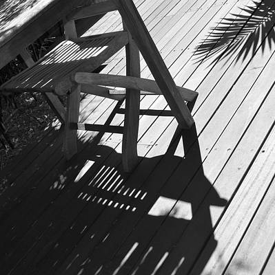 Photograph - Summertime Shadows by Cheryl Miller
