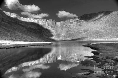 Photograph - Summit Lake Colorado by David Bearden