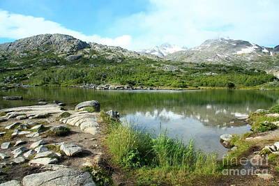 Photograph - Summit Lake by Frank Townsley