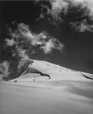 Photograph - Summit Of Mt. Resplendent by Ed  Cooper Photography