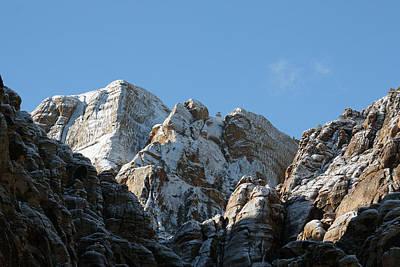 Summits Reach Art Print