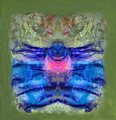 Digital Art - Sumo Champion by Aliceann Carlton