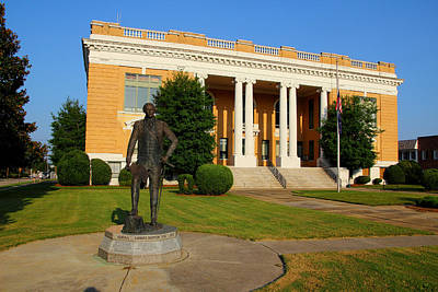 Photograph - Sumter County Court House by Joseph C Hinson Photography