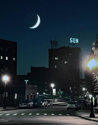 Miles Davis - Sun and Moon 001 by Jeff Stallard