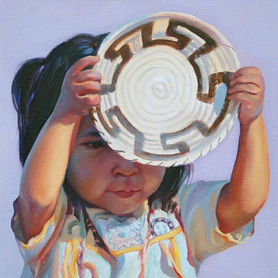 Painting - Sun And Shield by Christine Lytwynczuk