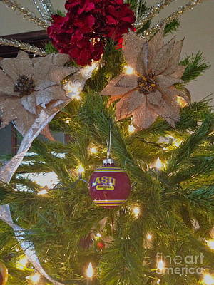 Photograph - Sun Devils Christmas by Pamela Walrath