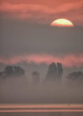 Morning Light Wall Art - Photograph - Sun IIi by Heinz Hieke