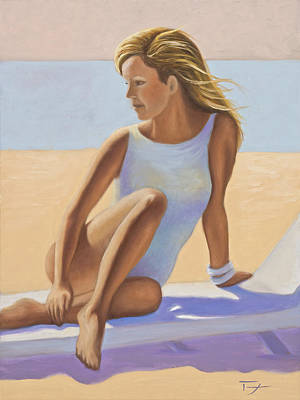 Sun Kissed Original by Catherine Tarbox