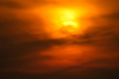 Photograph - Sun Mood by Alistair Lyne