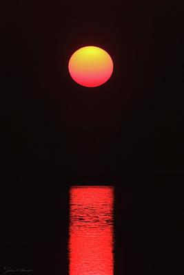 Beastie Boys - Sun Rise at Saint Josephs Penninsula by John Harmon