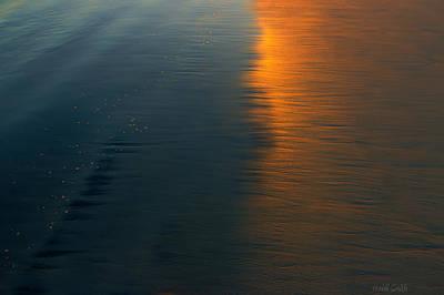 Sun Soaked Beach Art Print by Heidi Smith