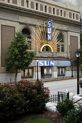 Photograph - Sun Theater Img 5961 by Greg Kluempers