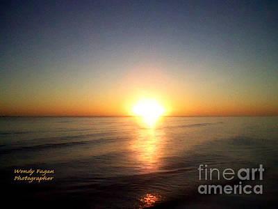 Photograph - Sun Up by Jeffery Fagan
