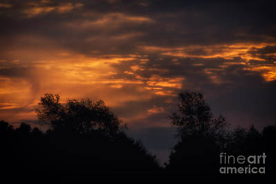 Sun Up Art Print by Thomas Woolworth