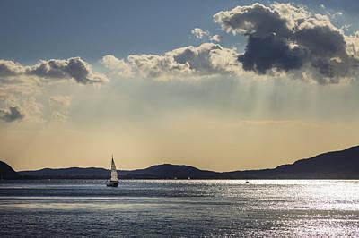Photograph - Sunbath by Alfio Finocchiaro