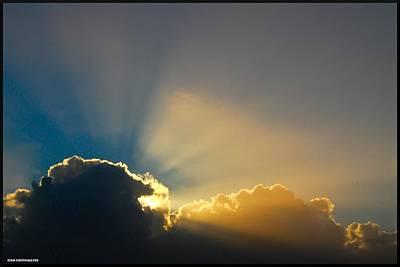 Photograph - Sunbeam by Matthew Heller