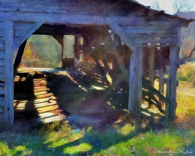 Painting - Sunbeams by Melody McBride