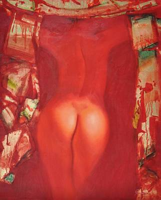 Sunbeams6 Art Print by Sergey Ignatenko