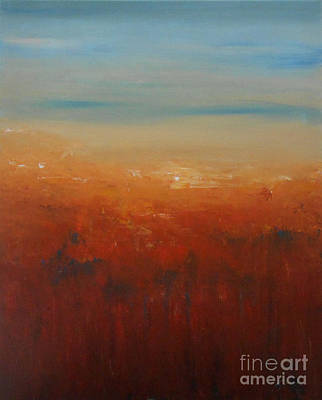 Sunburnt Country Original by Jane  See