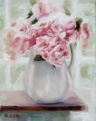 Painting - Suncatchers by Erin Rickelton