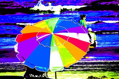 Photograph - Suncreen by Linda Cox