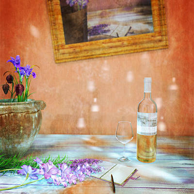 Shed Digital Art - Sunday Afternoon by Gill Rogers