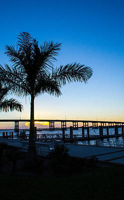 Photograph - Sundown In Ft. Myers by Shannon Harrington