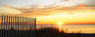 Bear Photography - Sundown on Long Island by Linda Covino