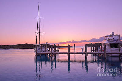 Photograph - Sundown Serenity by Jola Martysz
