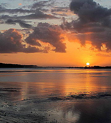 Photograph - Sundown Splendor by Suzy Piatt
