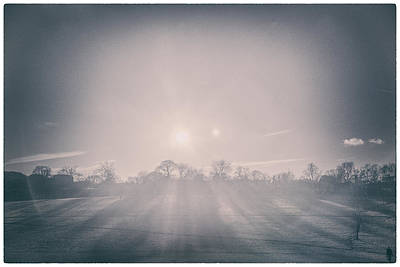 Photograph - Sunflair Over Brockwell Park by Lenny Carter