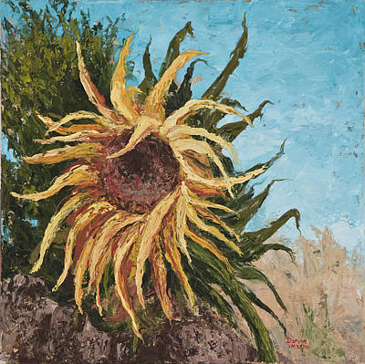 Painting - Sunflower by Darice Machel McGuire