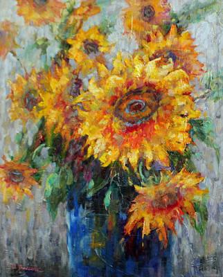 Sunflower Delight Original